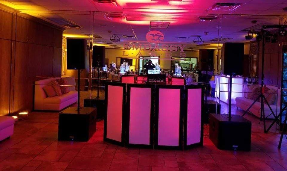 DJ Setup DJ Entertainment